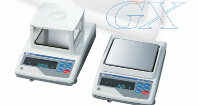 ELECTRONIC ANALYSIS SCALES A&D - GX / GF SERIES