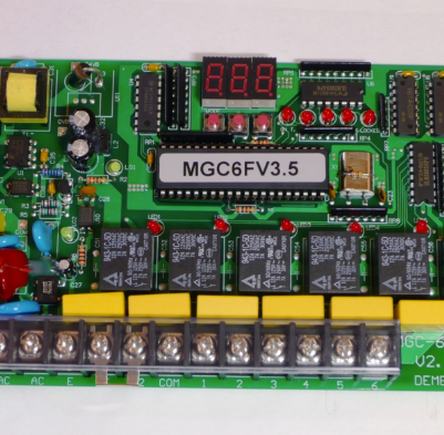 SEQUENTIAL CONTROLLER_MGC**S series